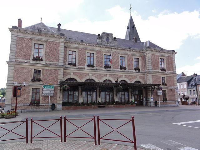 Le Nouvion-en-Thiérache - Mairie