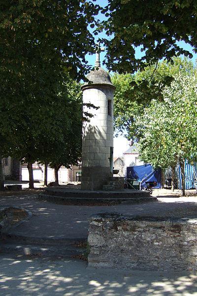 La lanterne des morts aux Moutiers-en-Retz