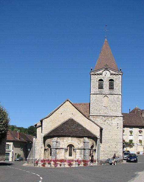Eglise de Lhuis