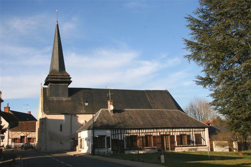 Eglise de Ligny-le-Ribault