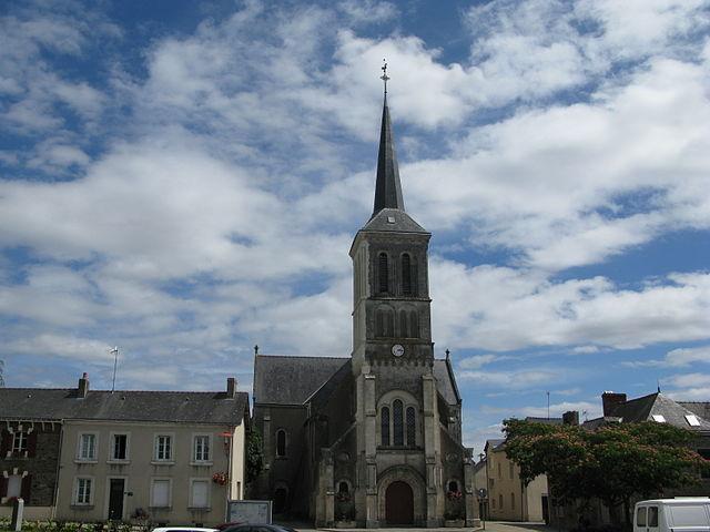 Eglise de Loiron