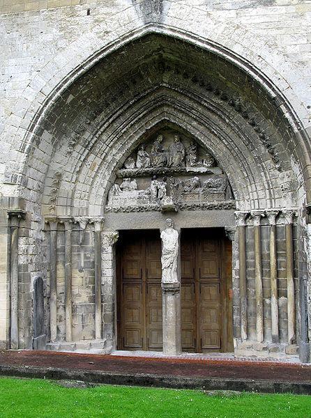 Eglise de Longpré-les-Corps-Saints