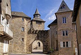 Village de Corrèze, Porte Margot