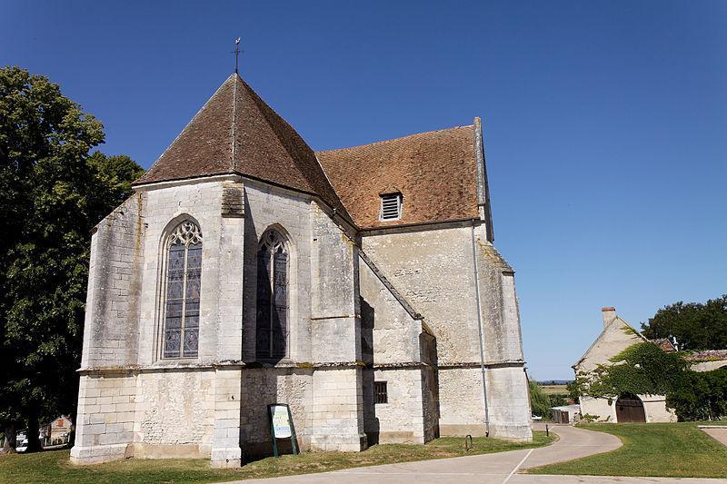 Cours, église Saint-Symphorien