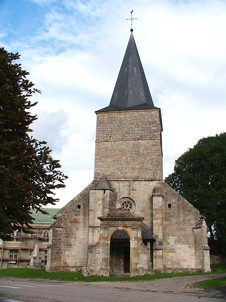 Eglise de Damvillers