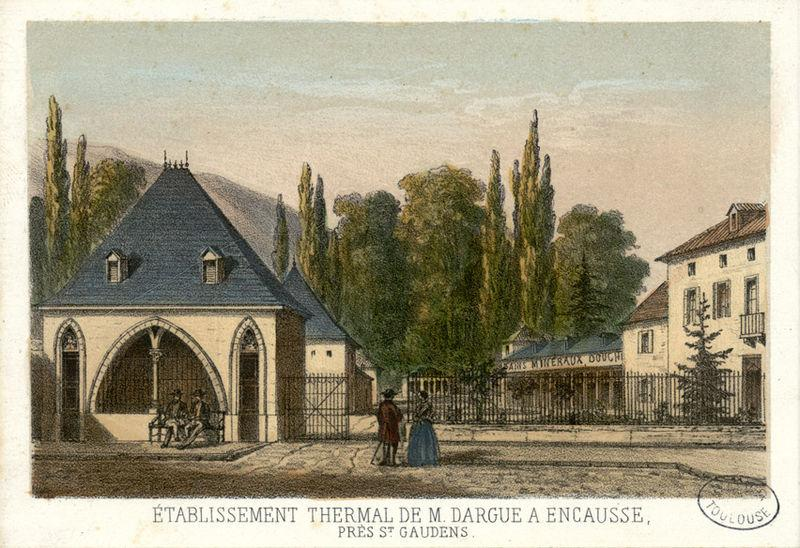 Image : Encausse-les-thermes