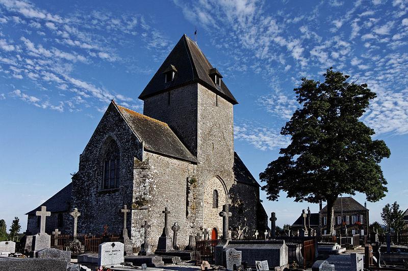 Ernée - Notre Dame de Charne - Extérieur
