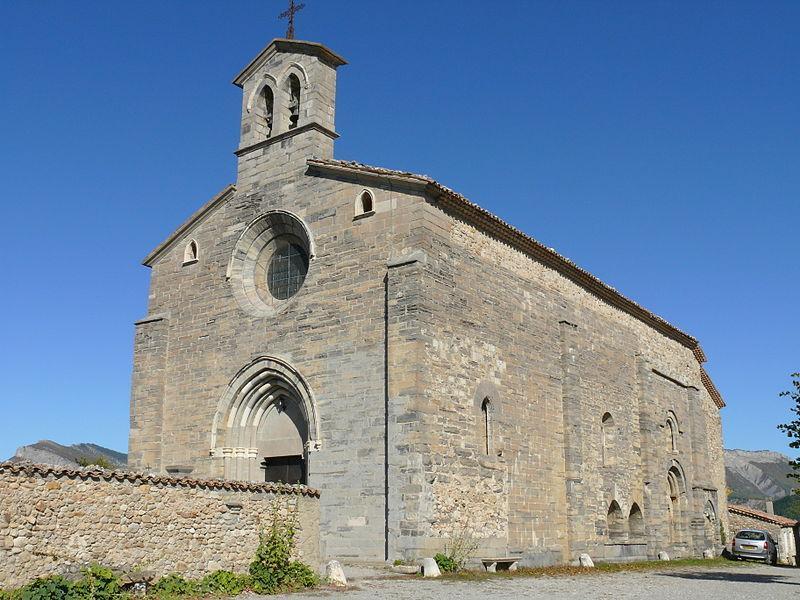 Eglise Notre-Dame-de-la-Nativité de Lagrand
