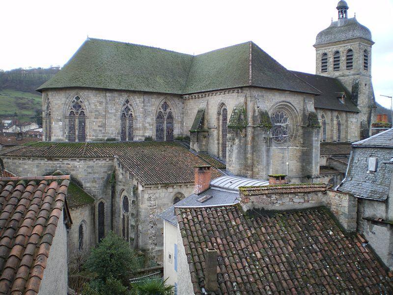 Église Saint-Sauveur de Figeac