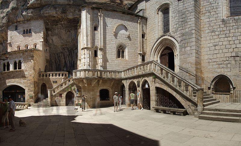 Église Saint-Amadour