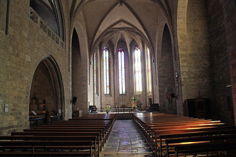 Eglise Saint-Jean-Baptiste - Intérieur