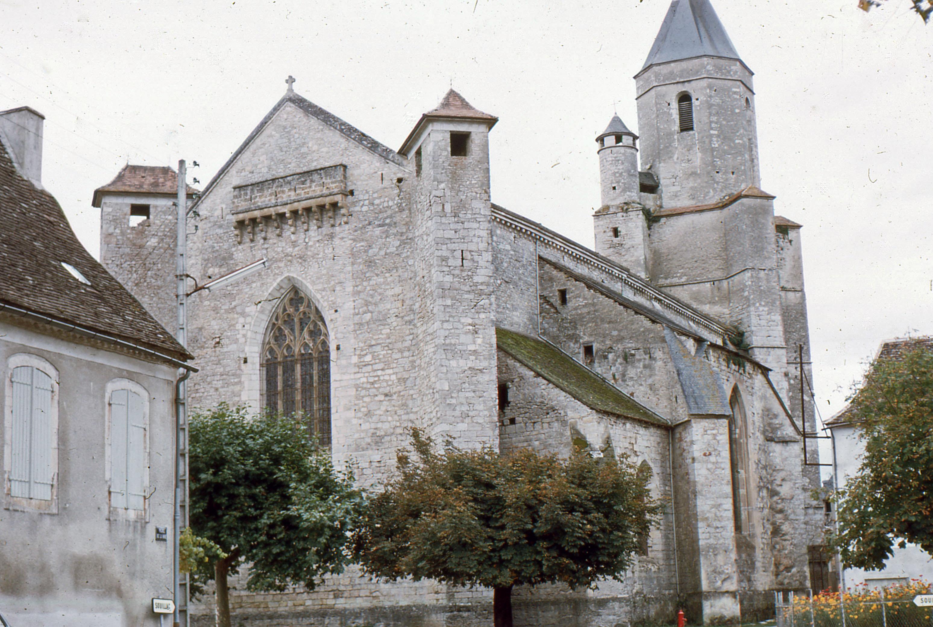Église Saint-Maur