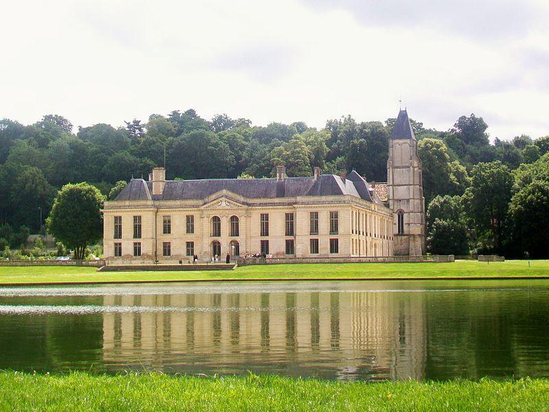 Méry-sur-Oise - Château de Méry