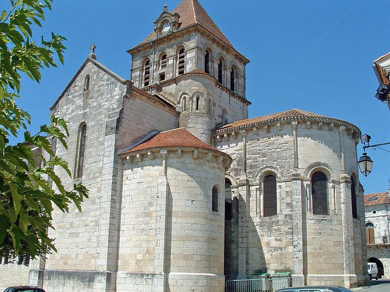 Mézin - Eglise Saint-Jean-Baptiste