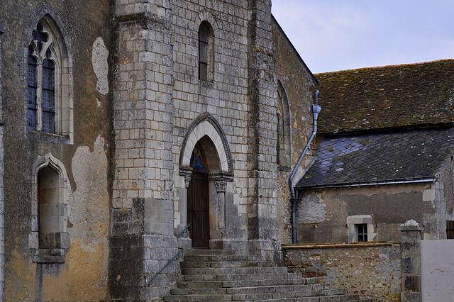 Mansigné - Eglise