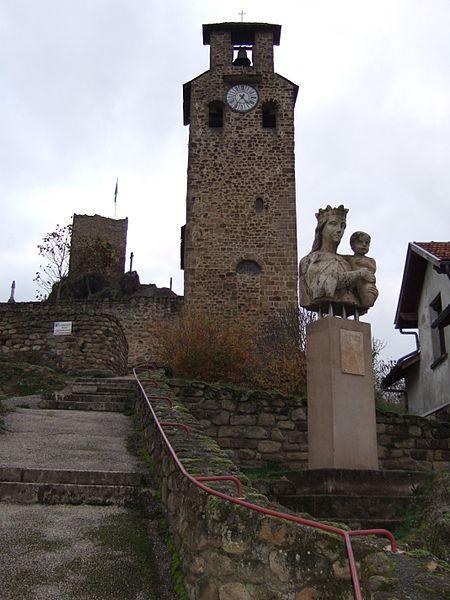 Aubin - le fort