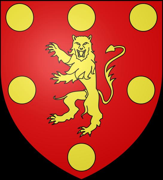 Blason de Lanuejouls