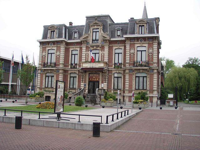 Mairie de Marquette-lez-Lille