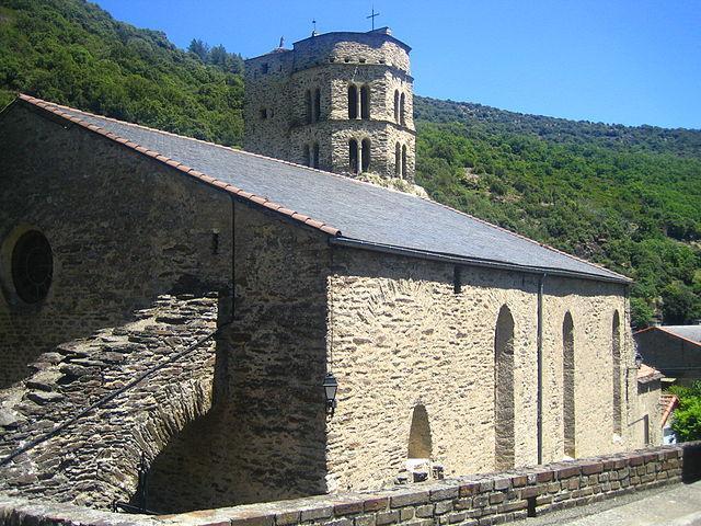 Eglise de Saint-Etienne - Mas-Cabardès