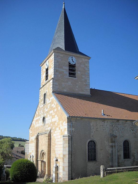 Eglise de Mauvages