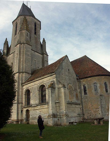 Eglise de Mauves-sur-huisne