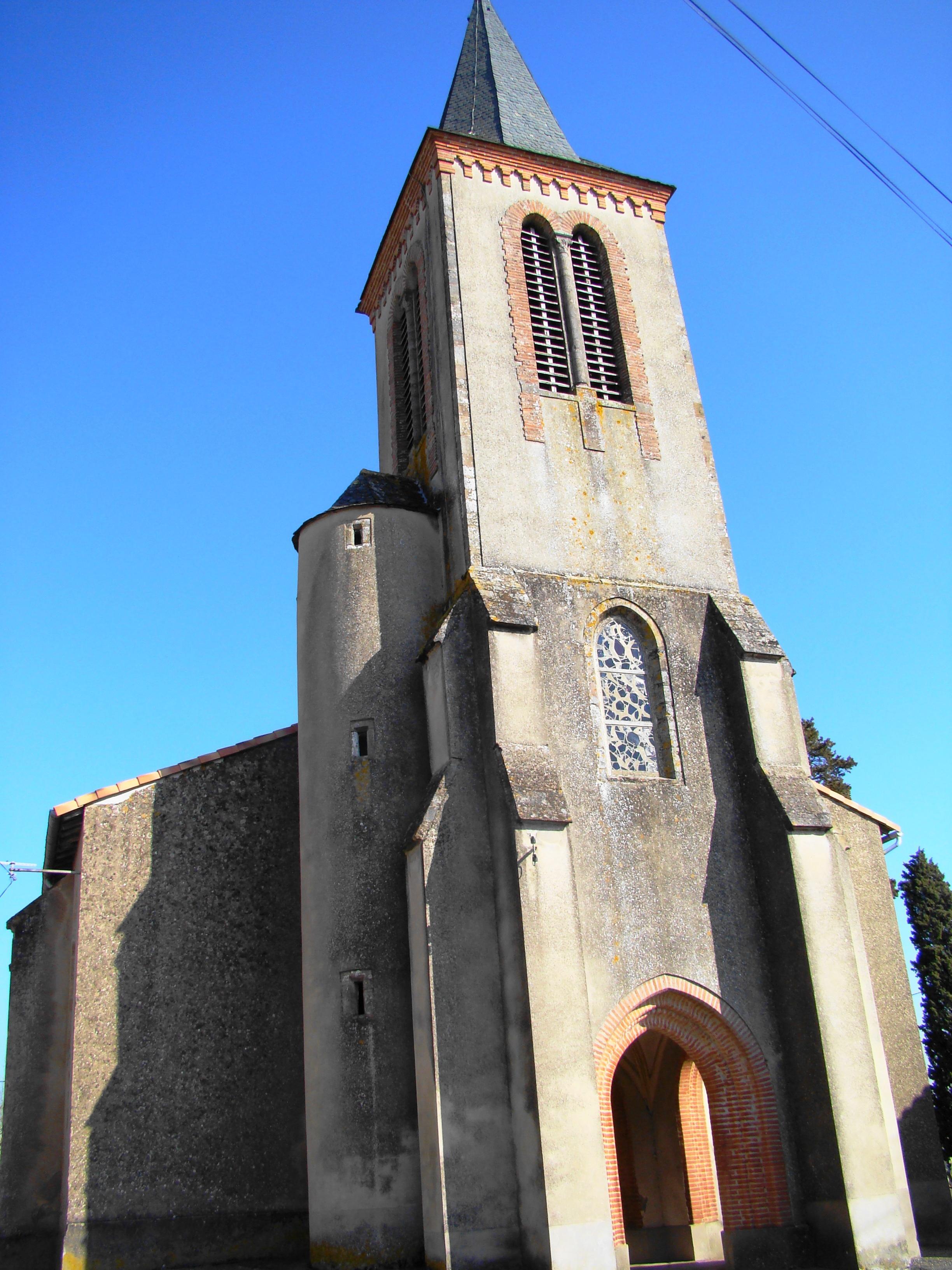 Eglise de Mirandol-Bourgnounac