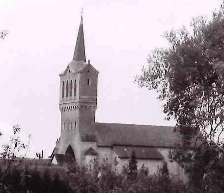 Salmiech : église