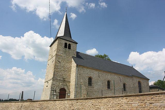 Mogues - Eglise Saint Denis