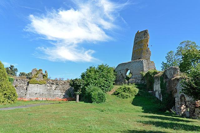 Mondoubleau - Chateau