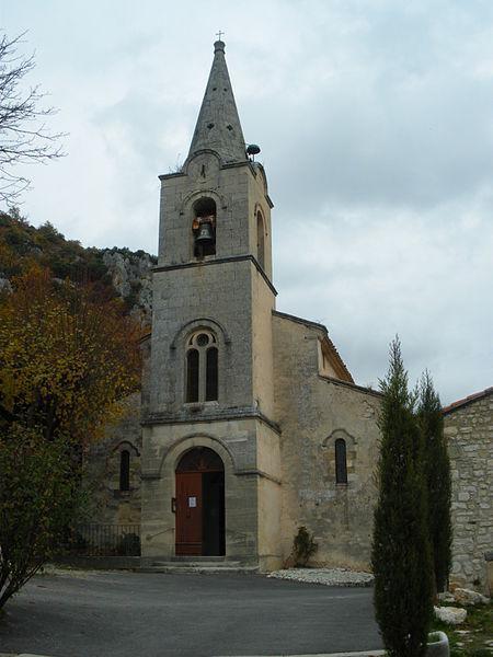 Eglise de Monieux