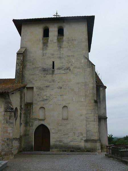 Montfort-en-Chalosse - Église Saint-Pierre