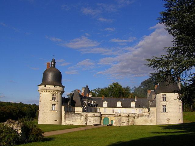 Le château du Gué-Péan à Monthou-sur-Cher