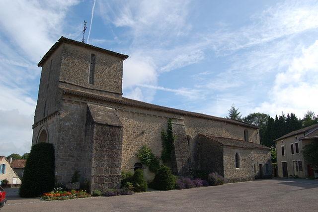 Montrol-Sénard Eglise