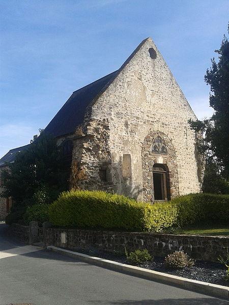 Chapelle saint martin Montsurs