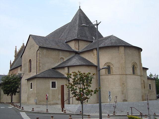 Morlaàs - Église Ste-Foy