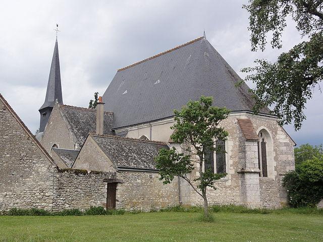 Muides-sur-Loire - Église