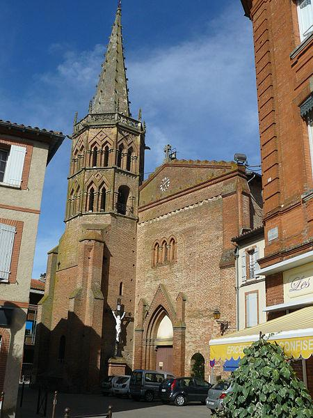 Eglise Saint-Jacques de Muret