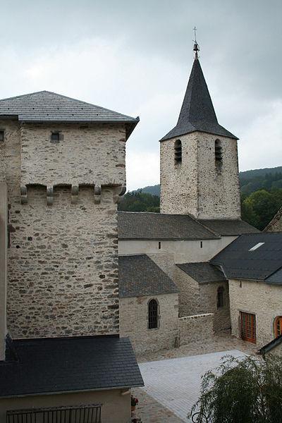 Eglise de Nages