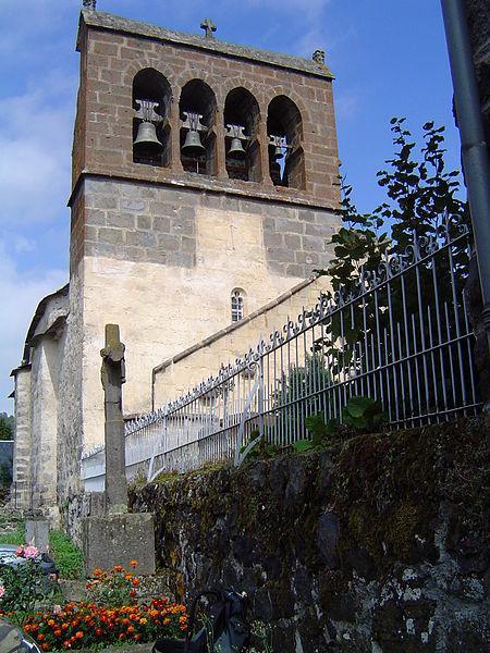 Eglise de Neussargues-Moissac