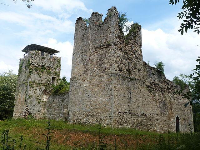 Château de Thol - Neuville sur Ain