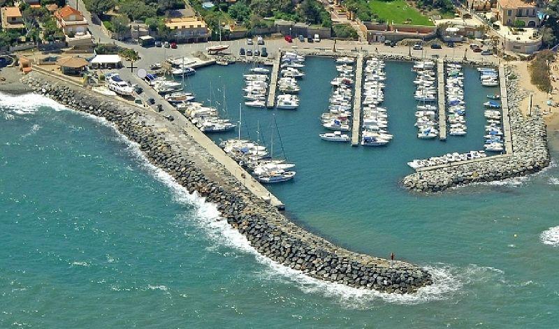 Port de Saint-Aygulf