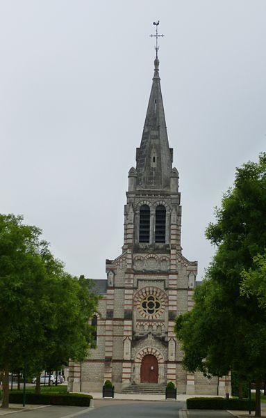 Eglise de Oucques