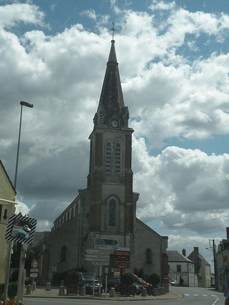 Eglise de Ouzouer-sur-loire