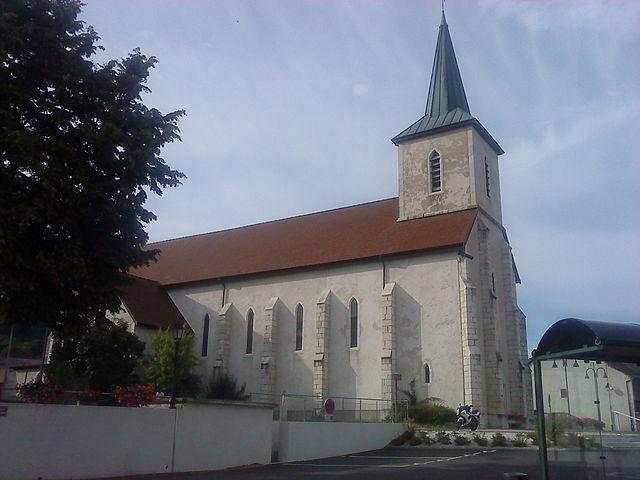 Eglise de Péron