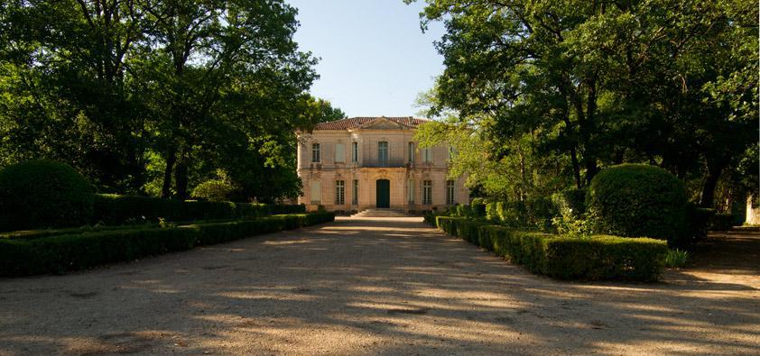 Image : Caveau du Château de L'Engarran