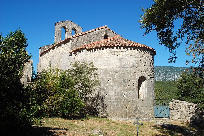 Image : Eglise de Saint-Etienne-d'Issensac