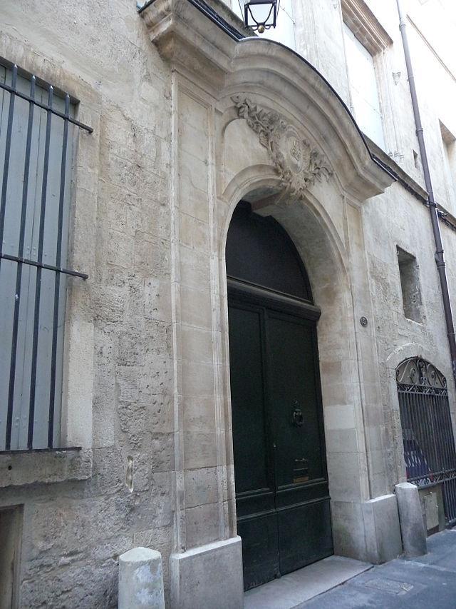 Image : Hôtel des Trésoriers de France