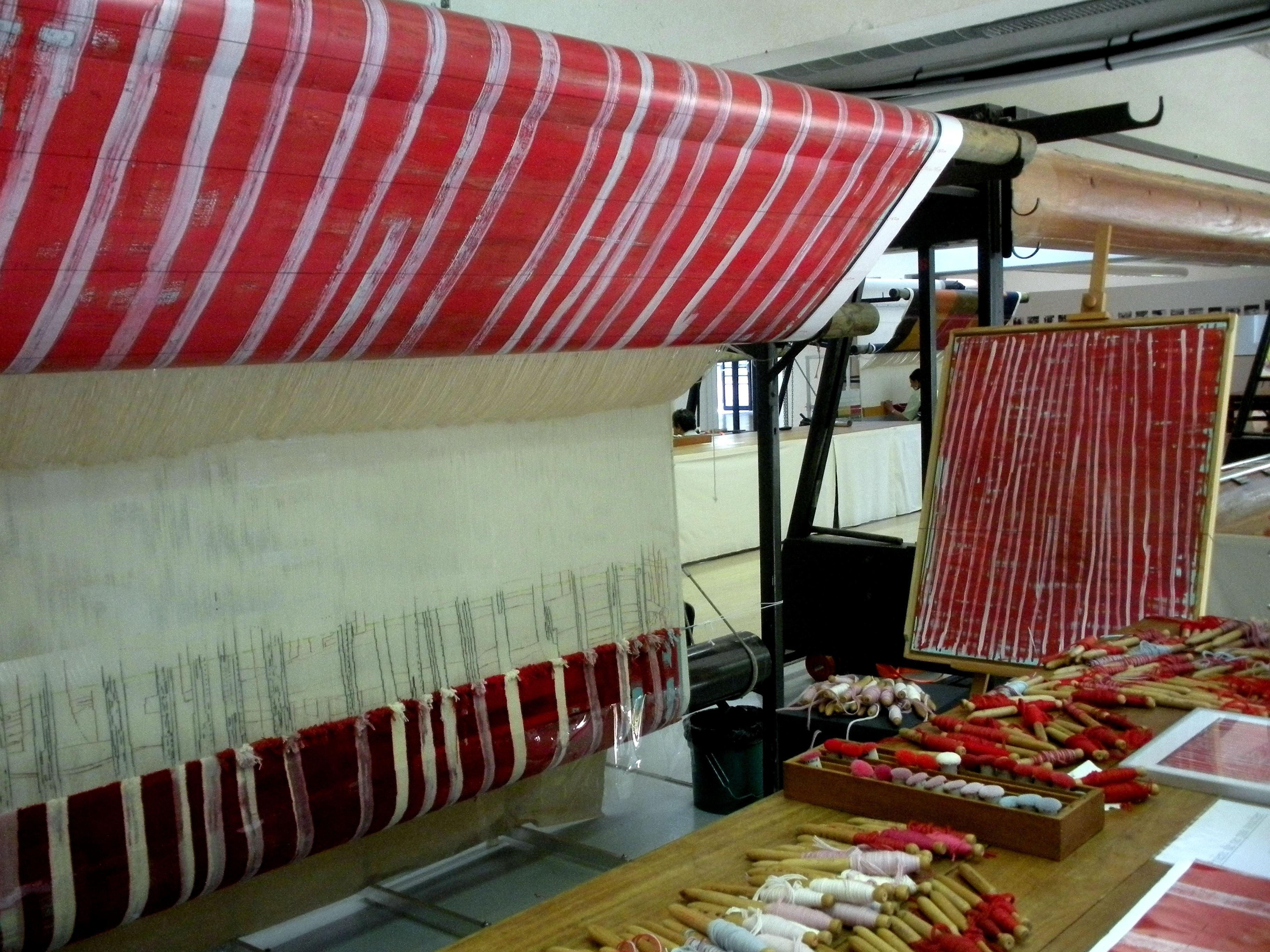 Image : Manufacture nationale de la Savonnerie de Lodeve