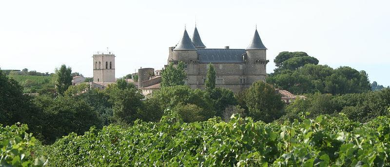 Image : Parc du Château de Margon