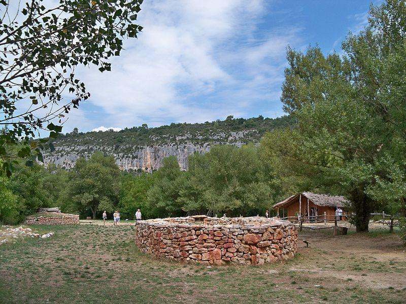 Image : Site préhistorique de Cambous